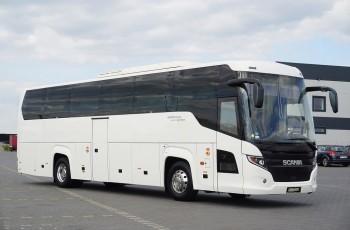 Scania / HIGER TOURING / EURO 6 / 51 OSÓB / JAK NOWA