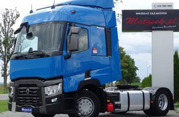Renault T 480 / ACC / I-COOL / 13 LITROWY / EURO 6 /12.2016 R /