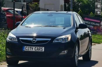 Opel Astra 1.4 B 140 KM Jedyne 87 tys. km Klimatyzacja Grzane Fotele