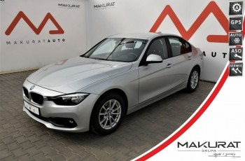 BMW 320 SalonPL, Vat 23%, ASO, 320D, LED, Klima 2 strefy, NAVI, Podgrz. fotele 4x2