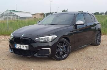 BMW M140 M140i 3.0 340KM Salon PL NAVI LED Kamera cofania Skóra F.Vat 23%