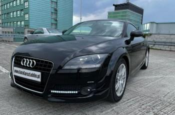 Audi TT 2.0T 200KM Manual Skóra Klima Zarej w PL