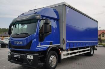 Iveco Eurocargo 180.280 Nowy Model E-6 4x2 18-Palet