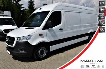 Mercedes Sprinter Vat 23% Maxi, Kamera, Klima, Tempomat .3 miejsca , El.Szyby, Bluetooth