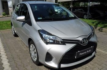 Toyota Yaris 1.0 VVT-i 69KM ACTIVE, salon Polska, gwarancja, FV23%