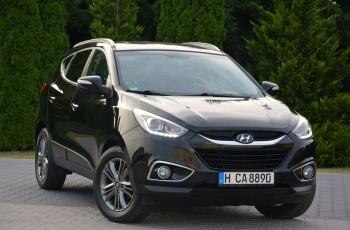 """Hyundai ix35 1.6i(135KM) Lift Duża Navi Kamera Led Skóry Alu 17""""ASO Hyundai"""