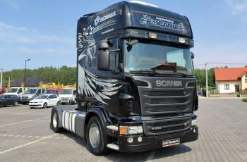 Scania R 560 V8 Topline4x2