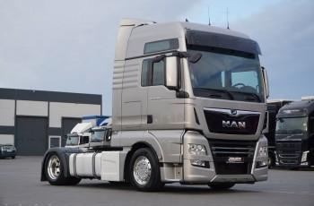 MAN TGX / 18.500 / EURO 6 / ACC / RETARDER / XXL / MEGA / LOW DECK