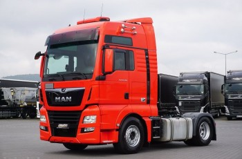 MAN TGX / 18.460 / EURO 6 / ACC / RETARDER / XXL / EfficientLine 3