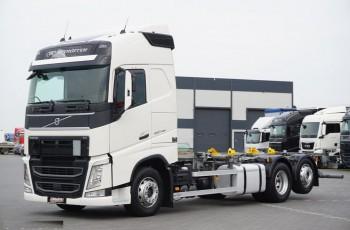Volvo / FH / 460 / E 6 / ACC / BDF-MULTIWESCHLER / 7.15 , 7.45 , 7.82 / 3 OSIE