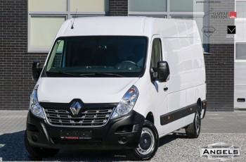 Renault Master L3H2 WZMOCNIONE ZAWIESZENIE Euro 6