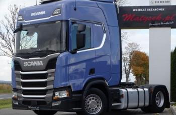 Scania R 450 / I-PARK COOL / RETARDER / NAVI / 2019 ROK /